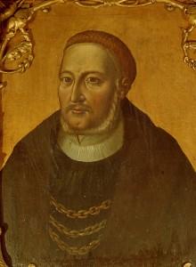 Der altgläubige Graf Simon V. zur Lippe (1471-1536). Quelle: wikimedia commons.