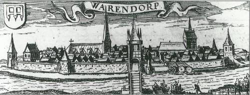 Warendorf_-_Stadtansicht_(Kupferstich_1616_von_Johann_Gigas)